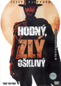 DVD: Hodný, zlý a ošklivý