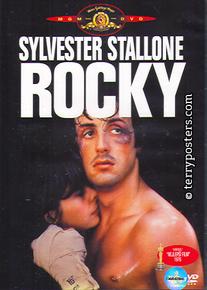 DVD: Rocky