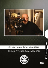 DVD: The Complete Feature Lenght Films of Jan Svankmajer