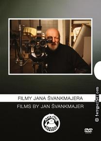 DVD: Filmy Jana Švankmajera (6 DVD Box)