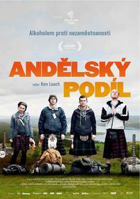 Film poster: Andělský podíl