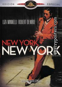 DVD: New York, New York