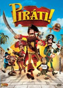 DVD: Piráti!