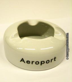 Doplňkové zboží: Popelník Aeroport