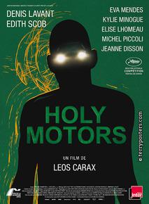 Film poster: Holy motors
