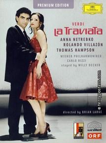 DVD: La Traviata - Anna Netrebko