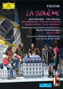 DVD: La Bohème - Anna Netrebko