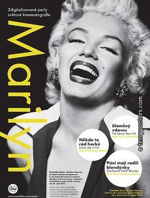 Plakát: Marilyn Monroe 1 (Přehlídka filmů)
