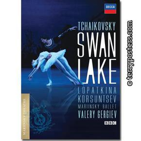 DVD: Swan Lake - Lopatkina