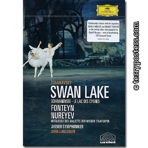 DVD: Swan Lake - Fonteyn