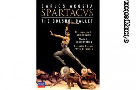 DVD: Spartacus - Acosta