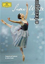 DVD: Snow White - Rojo