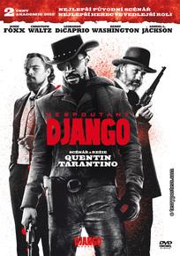 DVD: Nespoutaný Django