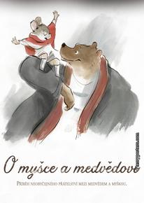 DVD: O myšce a medvědovi
