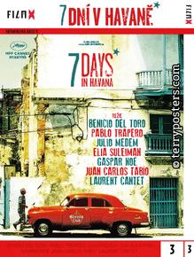 DVD: 7 dní v Havaně