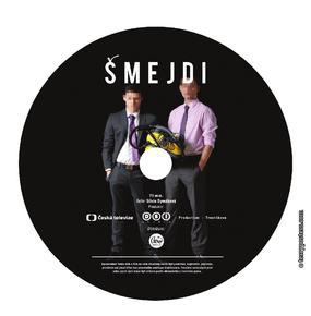 DVD: Šmejdi - disk v plastové pošetce