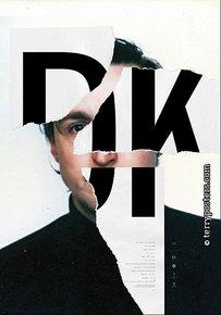 Film poster: DK