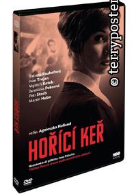 DVD: Hořící keř - kompletní 3dílná série