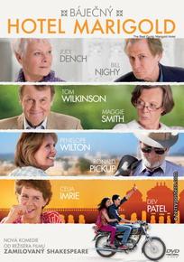 DVD: Báječný hotel Marigold
