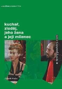 Book: Kuchař, zloděj, jeho žena a její milenec