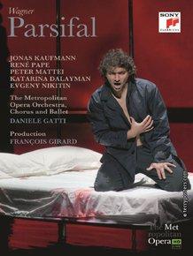 DVD: Parsifal - Kaufmann