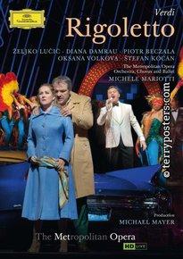 DVD: Rigoletto - Lučić