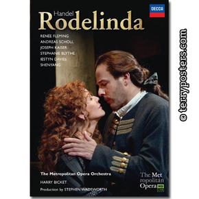 DVD: Rodelinda