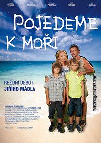 Plakát: Pojedeme k moři