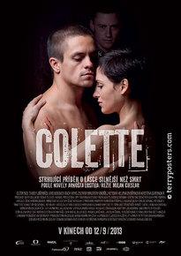 Film poster: Colette