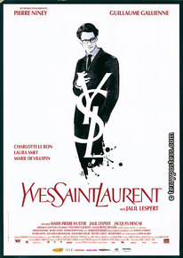 Plakát: Yves Saint Laurent