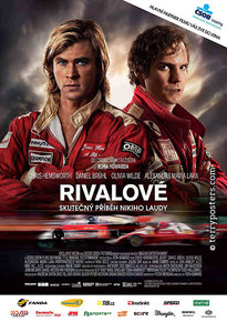 Film poster: Rush