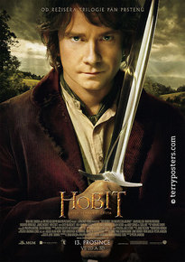 Film poster: Hobbit: An Unexpected Journey, The
