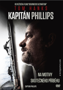 DVD: Kapitán Phillips