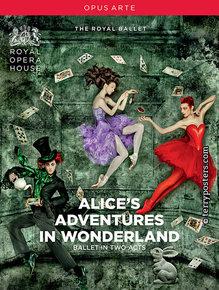 DVD: Alice´s Adventures in Wonderland