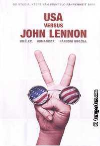 DVD: USA versus John Lennon