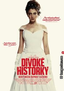 Film poster: Divoké historky