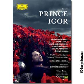 DVD: Kníže Igor