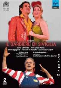 DVD: Lazebník sevillský - DiDonato