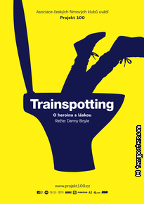Plakát: Trainspotting 01