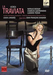 DVD: La Traviata - Dessay