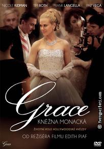 DVD: Grace, kněžna monacká
