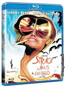 : Strach a hnus v Las Vegas - Blu-ray