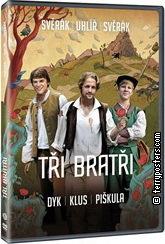 DVD: Tři bratři