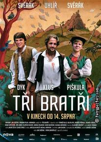Plakát: Tři bratři