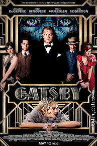 Plakát: The Great Gatsby