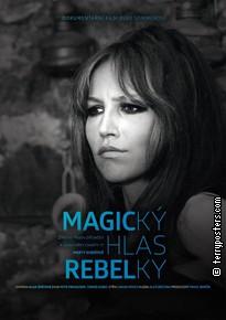 Film poster: Magický hlas rebelky