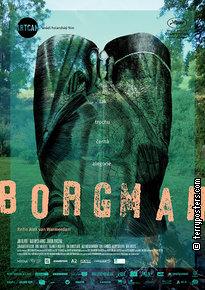 Film poster: Borgman