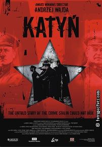 Plakát: Katyň