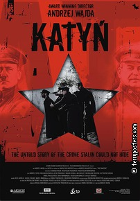 Film poster: Katyň