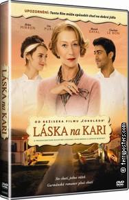 DVD: Láska na kari